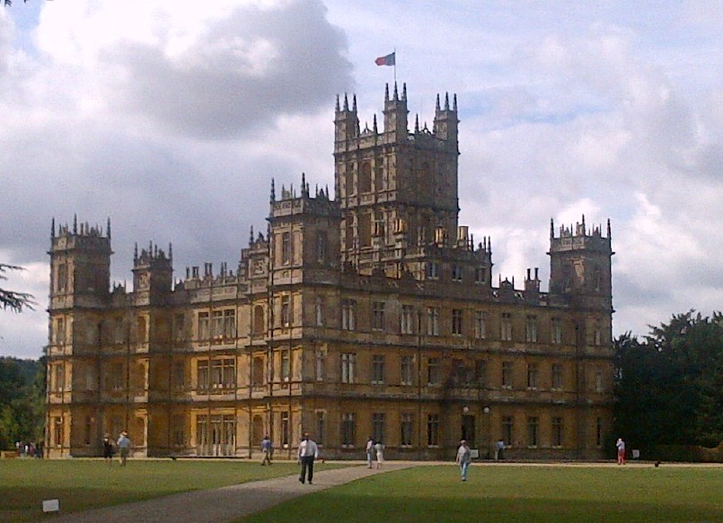 Downton Abbey Tour - Book now for 2014