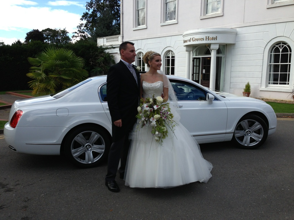 Wedding Cars Available Now